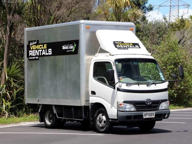 2 tonne truck
